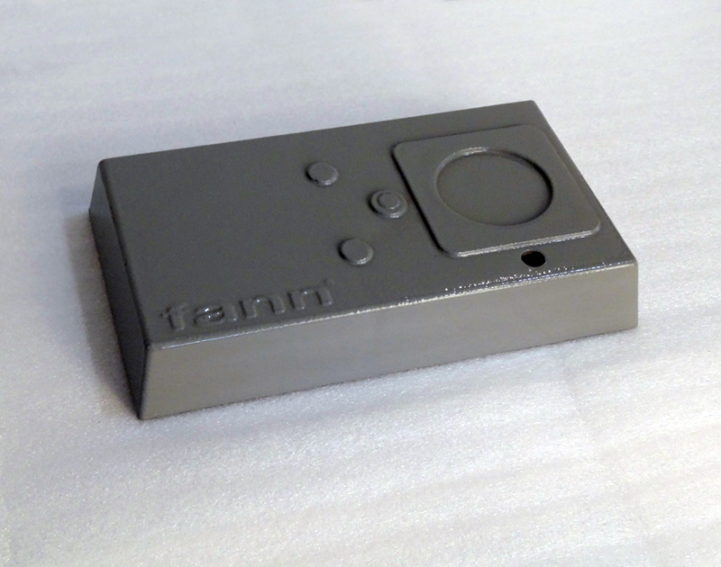 Powder Coated industrial part