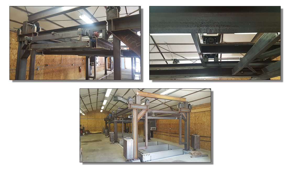 Great Dane Powder Coating - E-Coat Facility - Latrobe Pennsylvania
