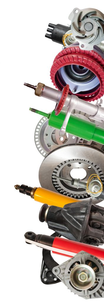 e-coated automotive parts for maximum corrosion resistance