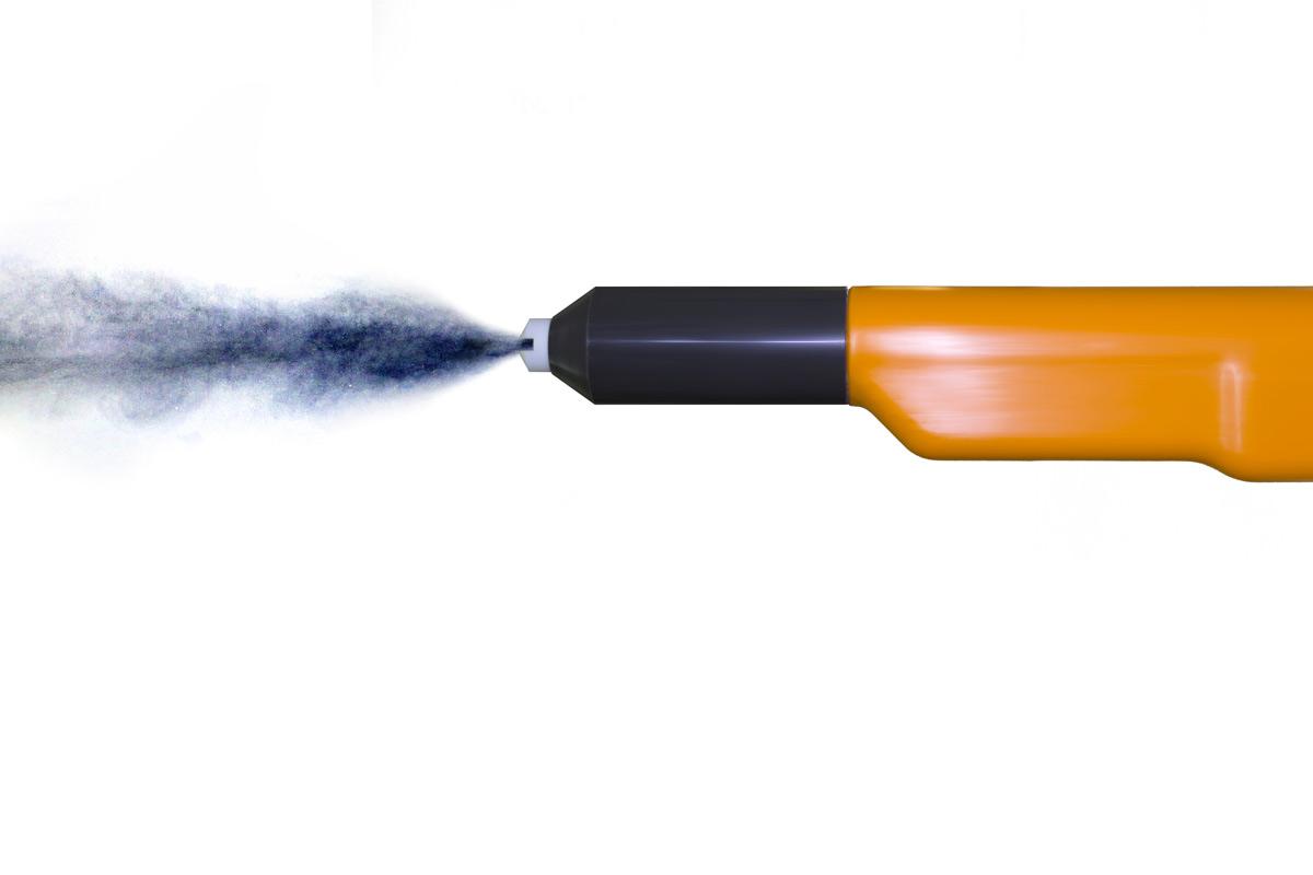 Powder Coating Spray Nozzle
