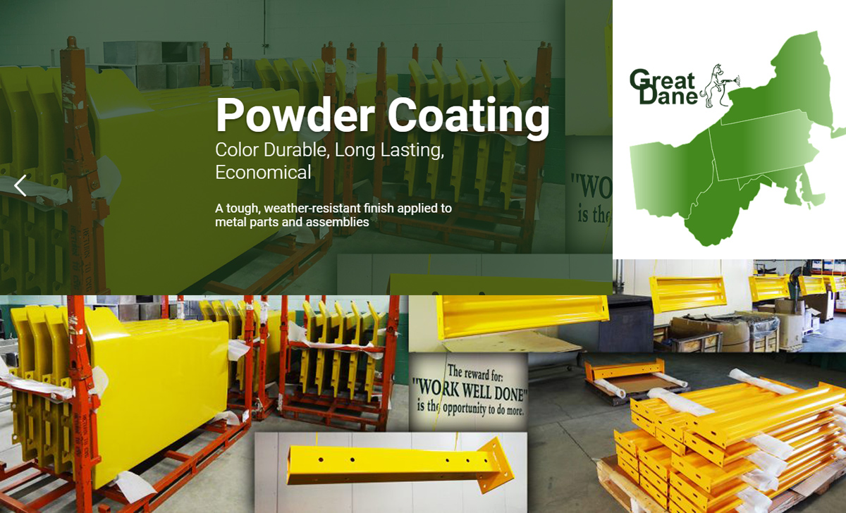 Great Dane Powder Coating and ElectroCoating